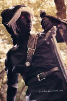 Dark Link Cosplay #8 by Echolox