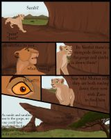 Scar's Reign. Ch 1 Passing Of Kings. Pa 2 by BeeStarART