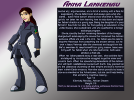 The Adventurers: Anna Lankenau by JZLobo