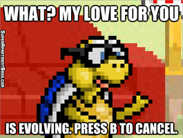 Video Game Valentines 7: Love Evolving by SuperApartmentBros