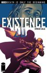 Existence 2.0 Issue 2 Cover by ronsalas
