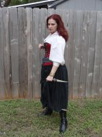 Red Pirate Roberts 7 by HiddenYume-stock