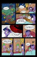 MLP returns, Endings and Beginnings Pag 04 by Leon-Z