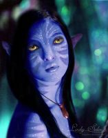 My Na'vi - Avatar by Susaleena