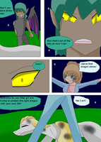 Dragon Evolution Ch1 The Beginning pg24 by HeroHeart001