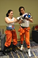 Chell(s) by Auzrill