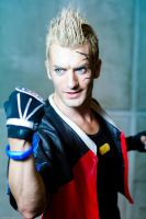 Keep Calm and ZELL Dincht - Cosplay by Leon Chiro by LeonChiroCosplayArt