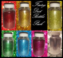 Fairy Dust Bottles pack by Saikochan-Stock