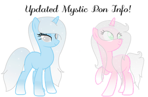 Mystic Info - Updated by SweetKorruption