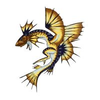 MH3U serie - Chibi Plesioth by 9be