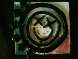 Blink 182 Ceramic Piece by Iheartbeer91