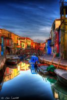 Riflessi di Burano by Brompled