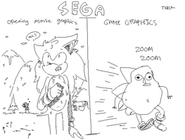 sega and opening sequences by bath-salt