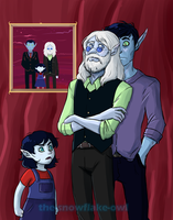 Dad Why? by Snowflake-owl