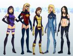 Marvel Justice? by Glee-chan