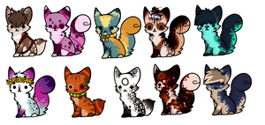 Adopts :OPEN: by Swift-The-Kitty