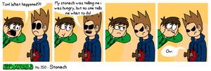 EWCOMIC No.150 - Stomach by eddsworld