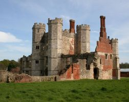 Stock - Titchfield Abbey 9 by OghamMoon
