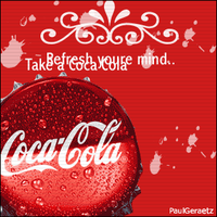 Coca Cola.. by Assasinat0r