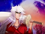 Inuyasha - Fanart by MortyMOON