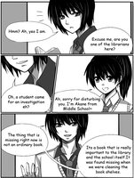.:D.o.N:. Mission 1_Page 1 by Na-Nami