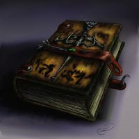 Spellcraft book by Lu-s