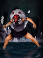 Princess Mononoke by francosj12