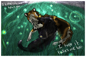 I Hope It Takes Me Too by BlackTailwolf