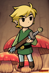 Toon Link by Lageon