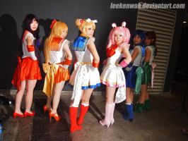 ACG HK 2012 - Sailor Moon by leekenwah