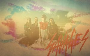 Breathe Carolina Water Color wallpaper by mikebodilly