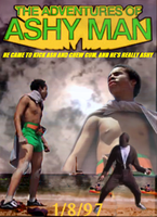 The Adventures of: AshyMan by Tony-Antwonio