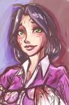 Miss Pauling (Team Fortress 2). by Paper-pulp