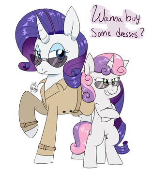 Just sister things by NotEnoughApples