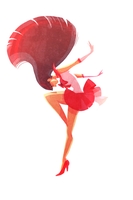 Sailor Mars by jisook86