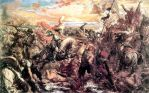 Mehmed II In Battle Of Varna 1444 by eduartinehistorise