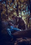 Hannibal and Will Graham S1 by Manic-Michi