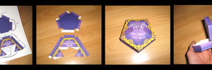 Chocolate Frog Box by Gaddia