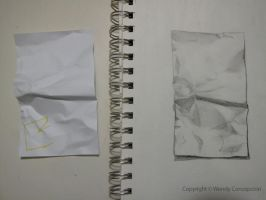 Paper Study 1 by WendyFae