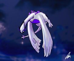 Lugia by ShadowChild71