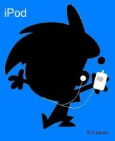 Timmy ipod by AJcosmo