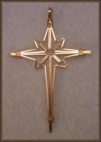 Star of Bethlehem Pendant 4 by MajorTommy
