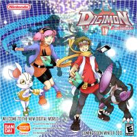 Digimon Card Fighters by DigimonArtist