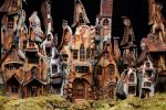 Village of Forest Dwellers by ForestDwellerHouses