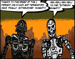 Cylons and Terminators Support the 1 Percent by timelike01