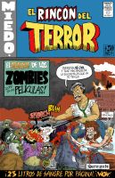 A fake terror comic by luismario