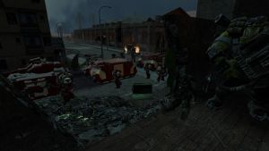 Blood Ravens convoy by snip105