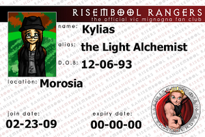Risembool Ranger ID by Kylias