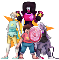 [SU] We Are The Crystal Gems by Jeroine