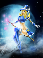 Sorceress Lux by xnancy